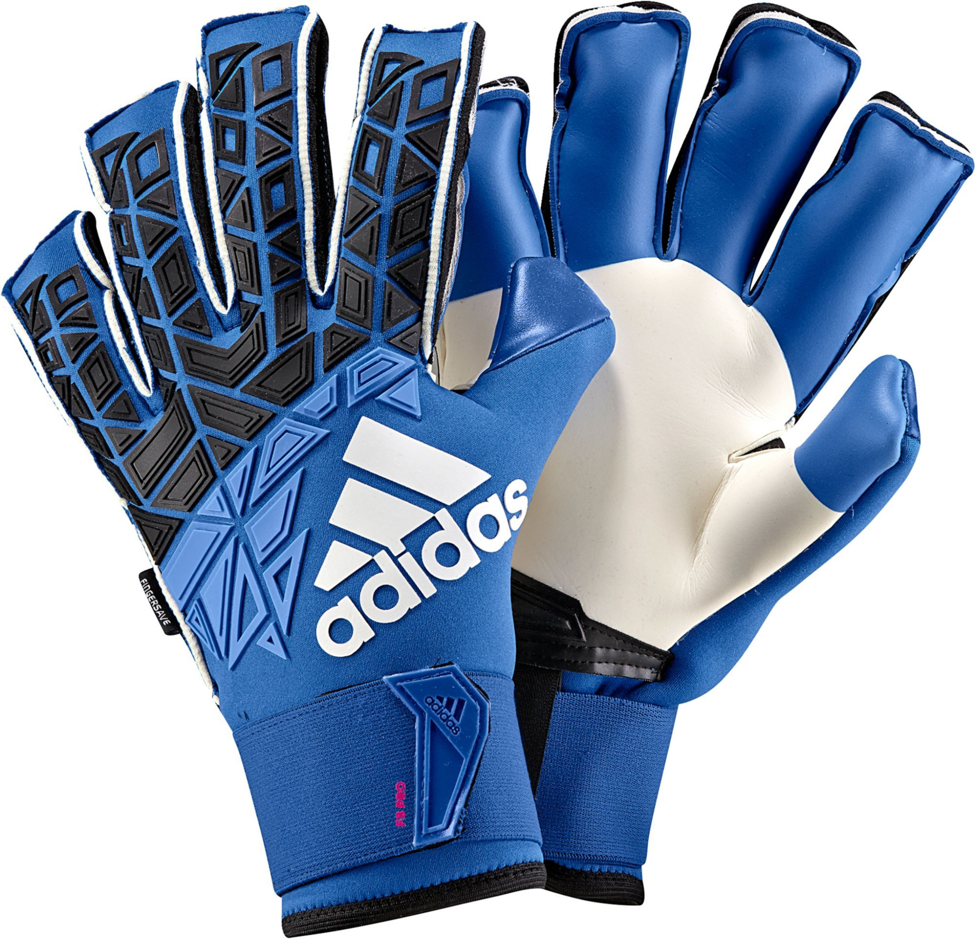 8cbab565 adidas Ace Trans Fingersave Pro Soccer Goalkeeper Gloves in 2019 ...