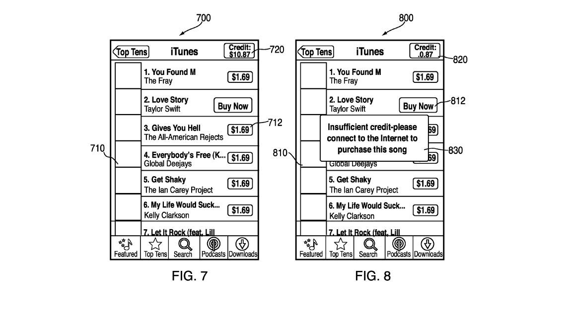 Apple's latest patent allows you to buy music without an internet connection | It's like stepping back in time: Apple may soon allow you to buy music from iTunes even when you're not online. Buying advice from the leading technology site