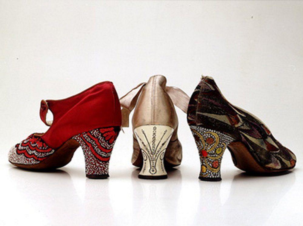 scarpe anni 20