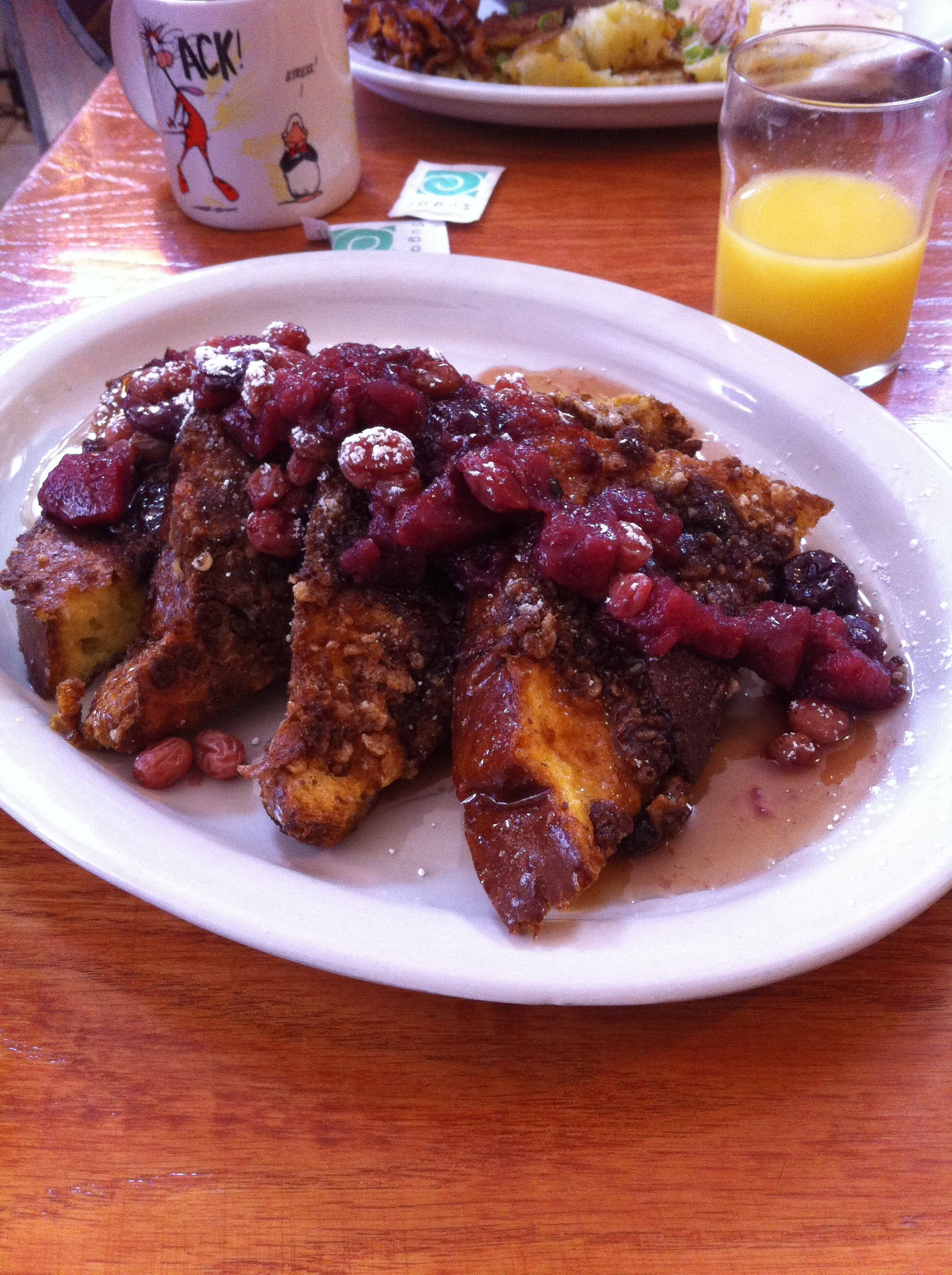 French Toast From The Black Sheep The Black Sheep Is A Restaurant In Richmond Va Food Beef French Toast