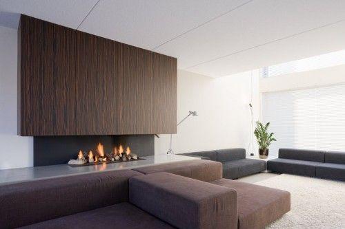 Option For Modern Fireplaces Design: Picture 25 Modern Gas Fireplace U2013  SEEKLITE