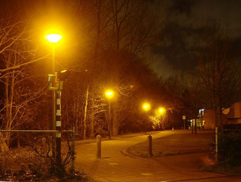 Low Pressure Sodium Lamps
