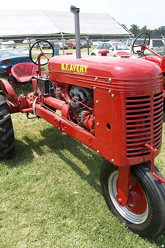 Old Farm Tractors For Sale : tractors, Avery, Tractor, Tractors,, Antique, Tractors