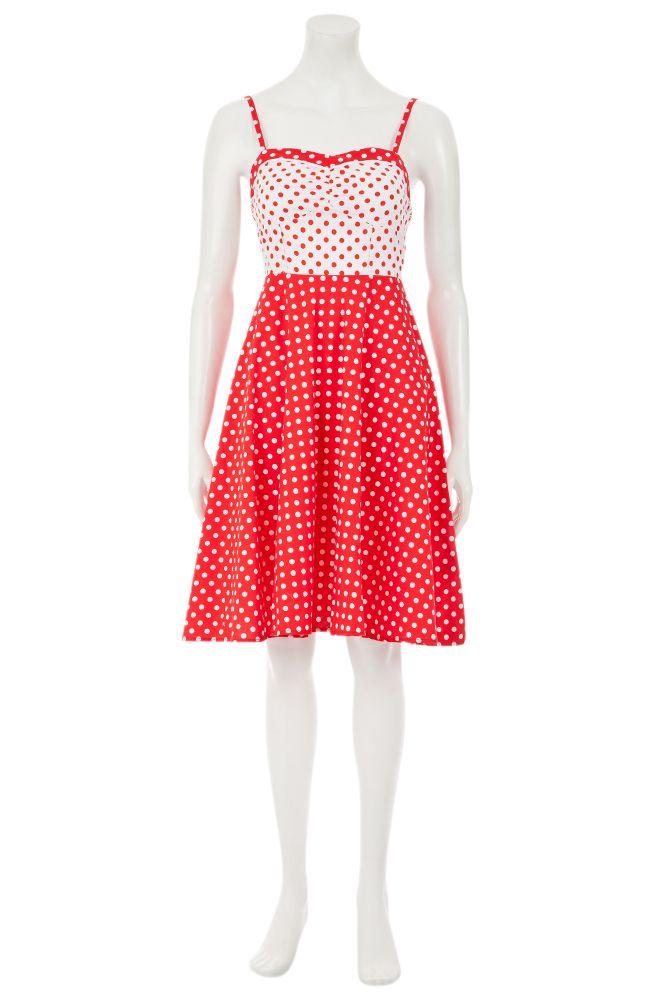 JOY - Louche Ditta Spot Dress
