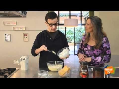 Tiramisú - Recetas Nestlé con Ángel Llàcer - YouTube