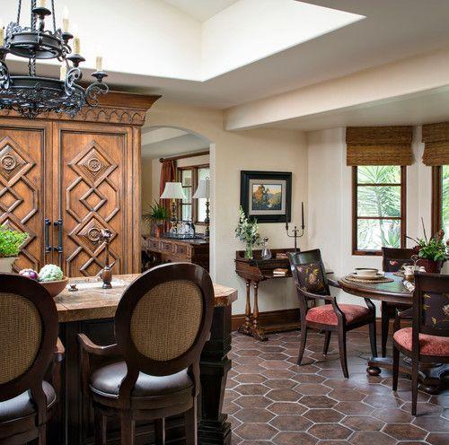 'Spanish Home In Rancho Santa Fe.' H O M E + Atelier