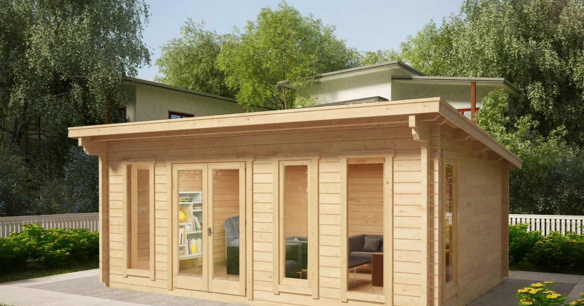 23+ Gartenhaus 4 x 4 m ideen