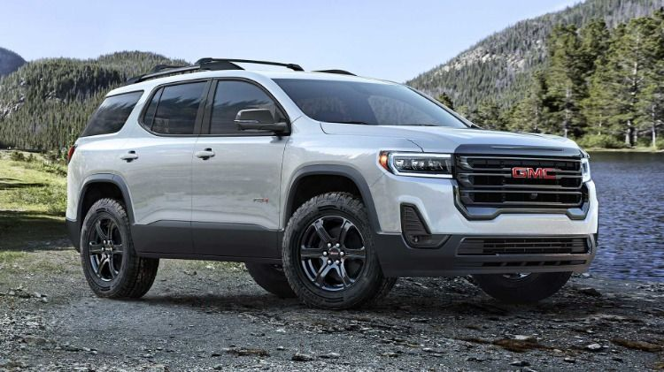 The 2020 Gmc Acadia Has Received A Mid Cycle Refresh That Brings A New Look Exterior Design Interior And Tech Enhancements A New Engine With Images Best Suv Suv Gmc Suv
