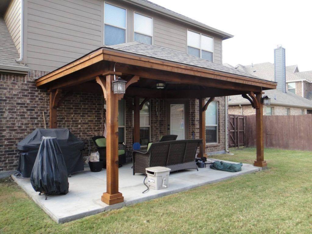 Free Standing Pergola, Porch roof, Diy pergola