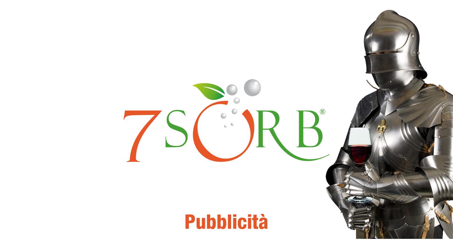 Materiale informativo e promozionale di 7Sorb