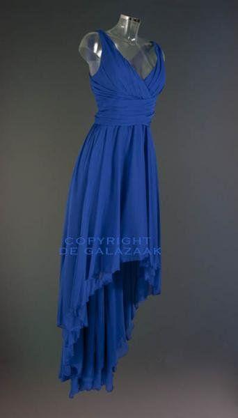 Galajurk koningsblauw 636