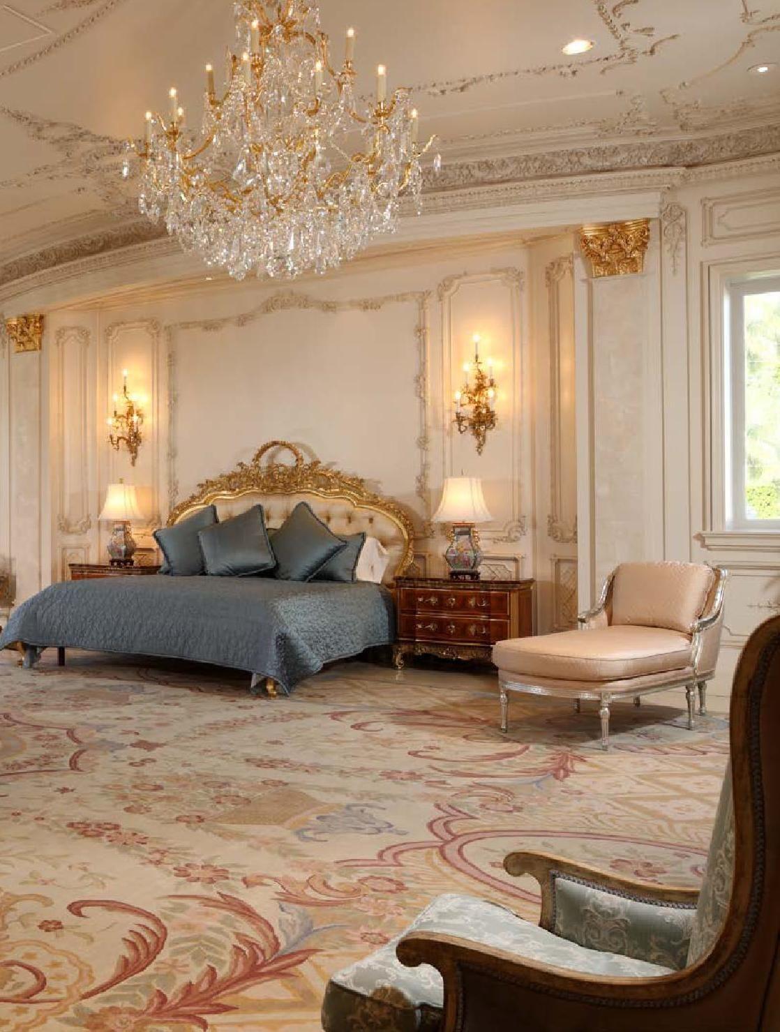 European Neo Classical Style Ii Bedroom Design Home Decor Bedroom Interior