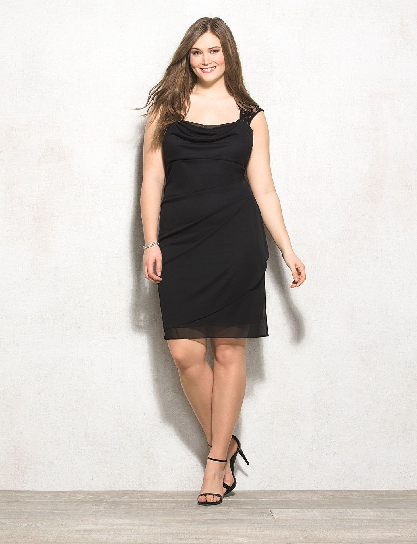 Db Signature Plus Size Valerie Dress | dressbarn | Dress ...