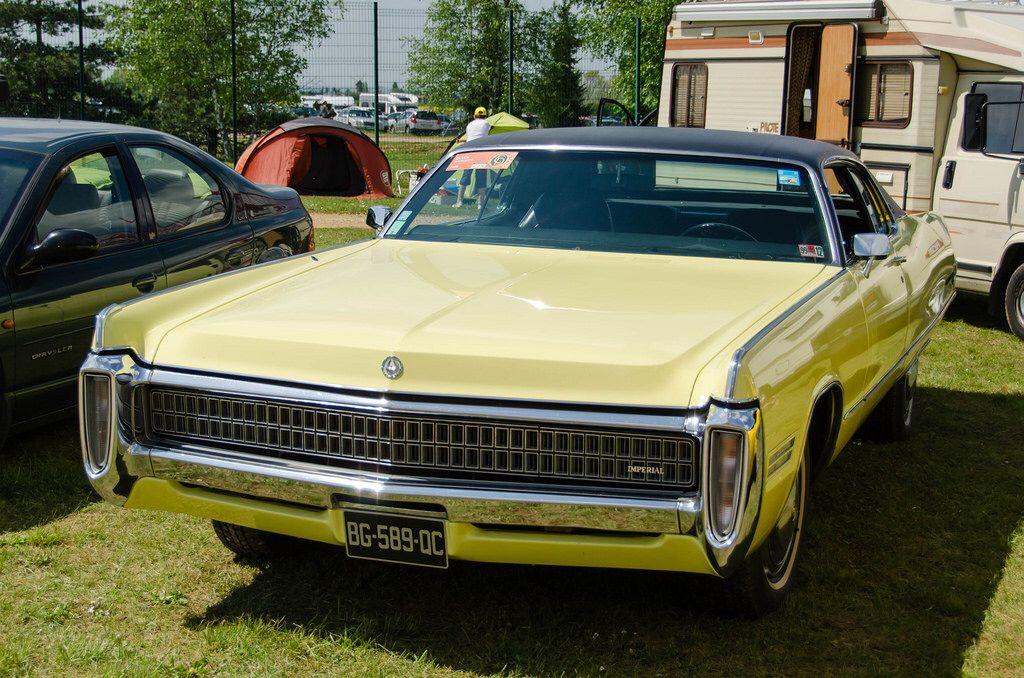 1972 Chrysler Imperial Le Baron Chrysler Imperial Chrysler