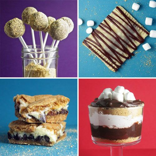 S'mores s'mores s'mores! ~ Gotta try some~