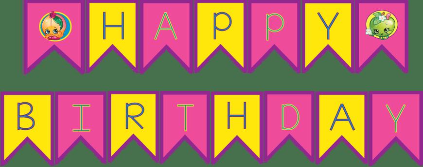 Free Shopkins Birthday Party Printables Mpp Shopkins Birthday Shopkins Party Shopkins Birthday Party
