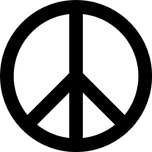 1960s Give Peace A Chance Campaign For Nuclear Disarmament Feel