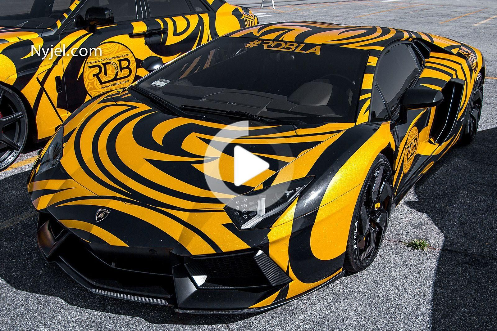 Awesome black and gold designed wraps by rdbla_wraps for
