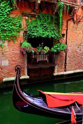 Tip of Gondola Venice