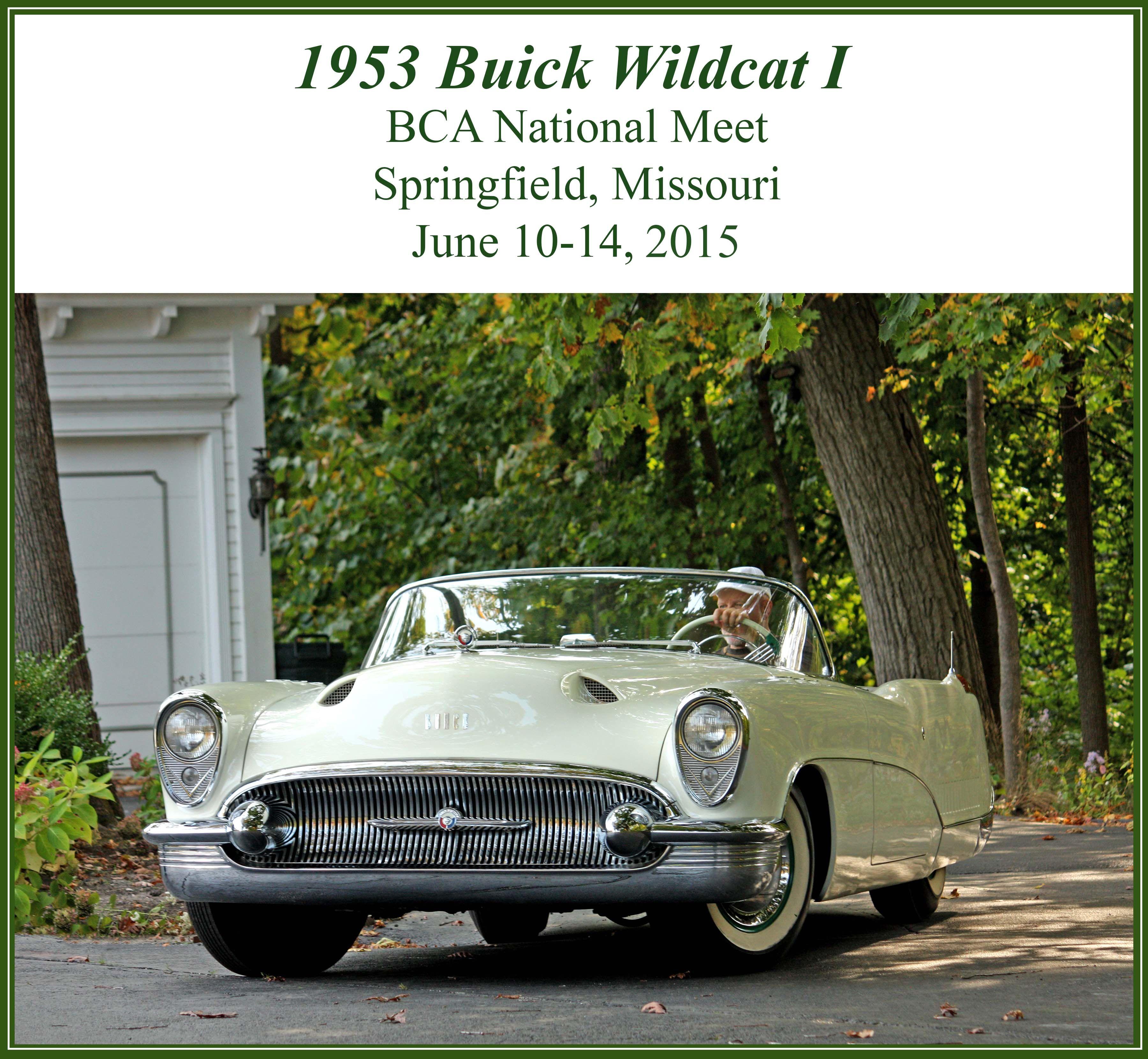 The Buick Club Of America June Springfield Missouri - Buick springfield