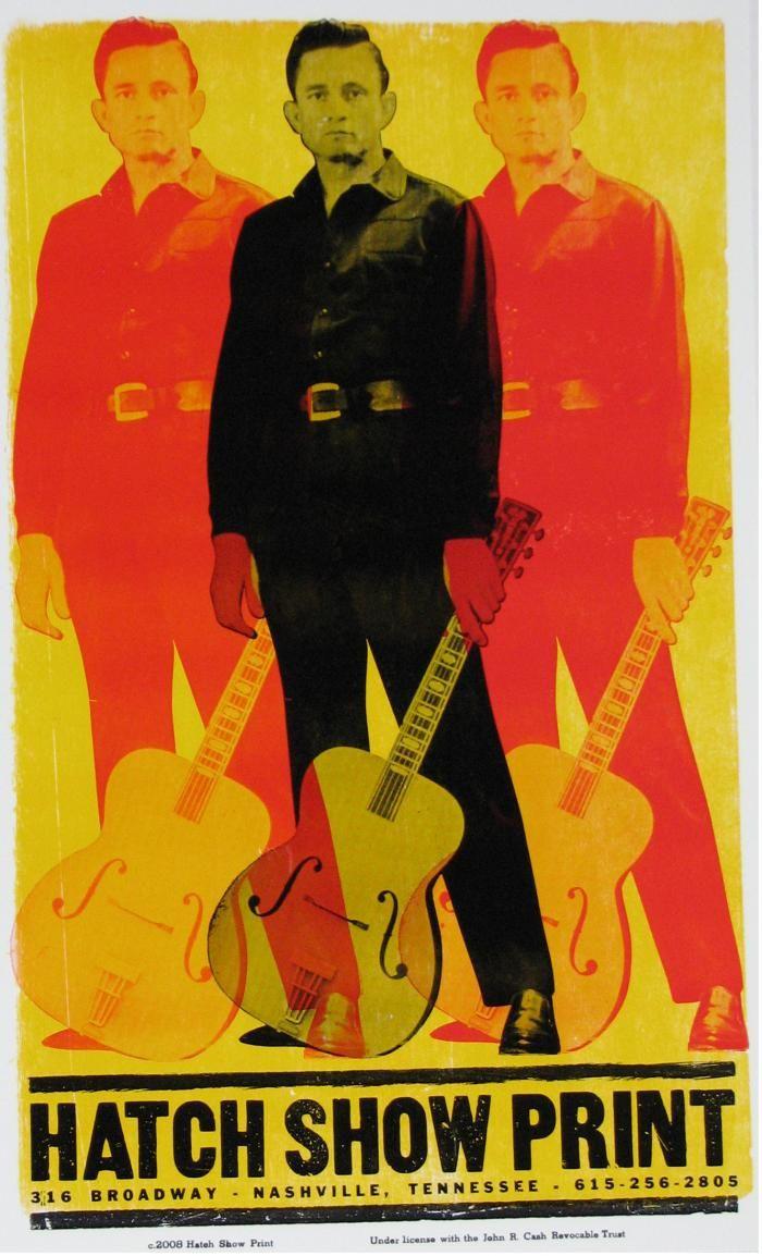 Nashville Music Posters