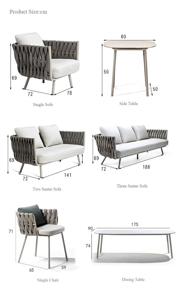Contemporary Modular Garden Sofa Outdoor Sectional Sofa Uk Sale Furniture 4 Piece Garden Sofa Set In 2020 Sofa Design Garden Sofa Set Sofa Set