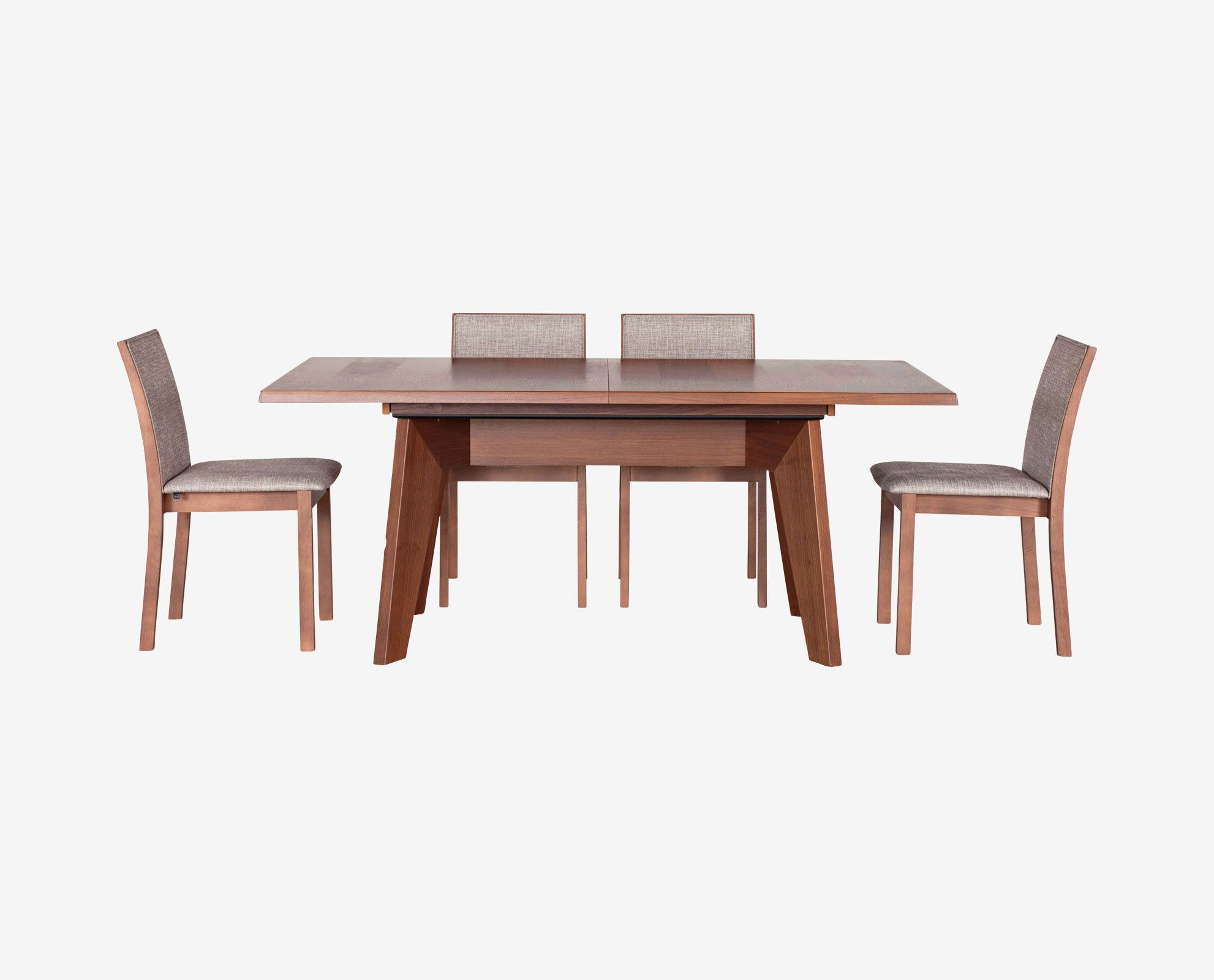 Scandinavian Style Dining Room Table: Randers Extension Dining Table Scandinavian Designs