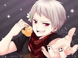 Hetalia X Male Reader (LEMON) - Punk!Prussia x Anime Nerd