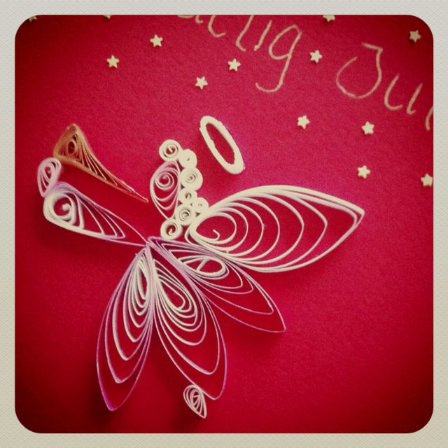 Quilling angle