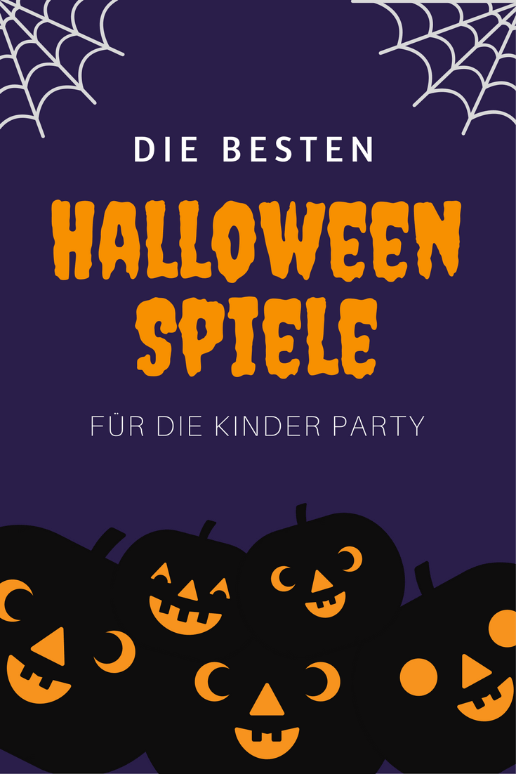 kinder halloween party kinderparty spiele halloween kinderparty und halloween. Black Bedroom Furniture Sets. Home Design Ideas