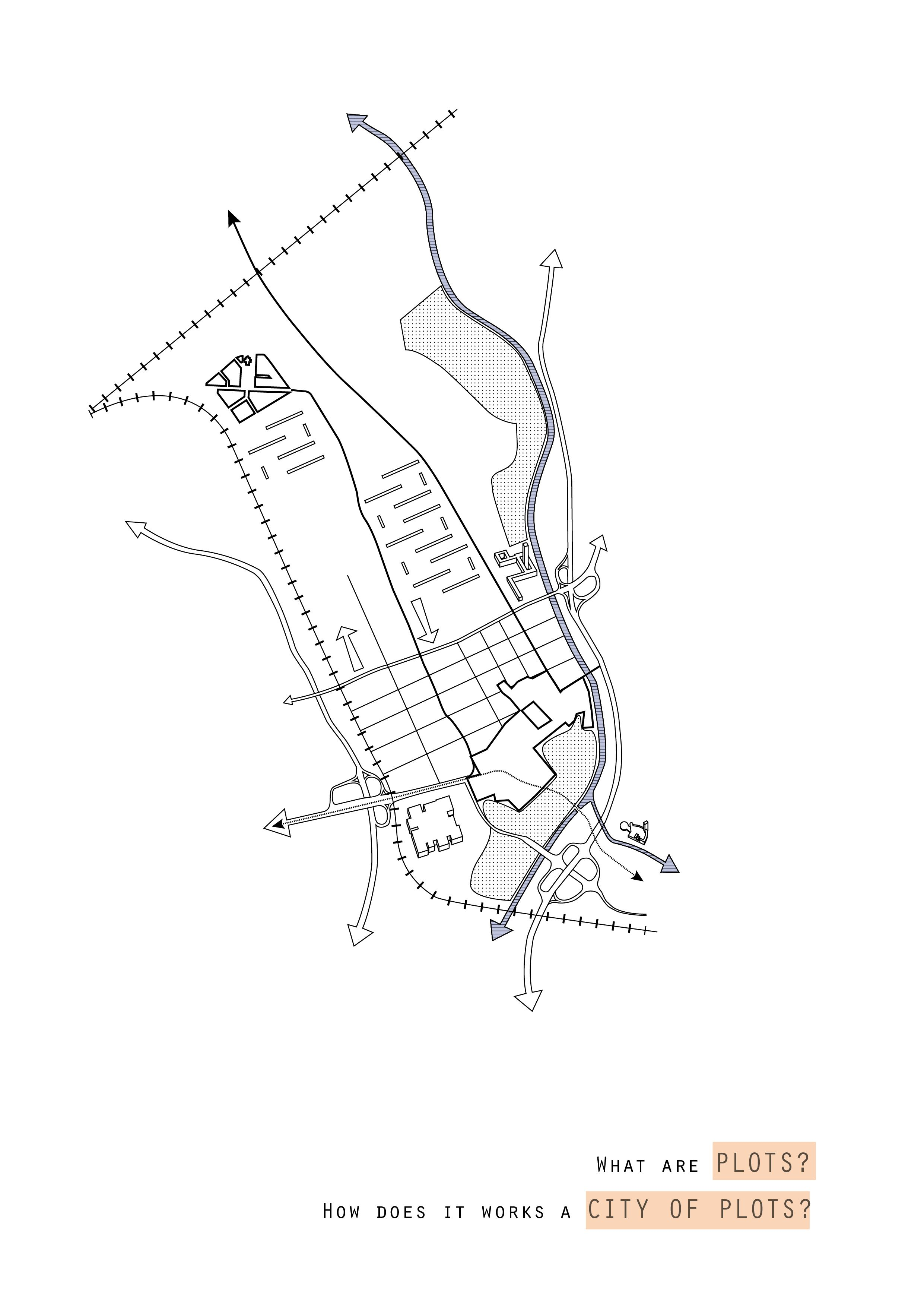 small resolution of urban analysis of ostrava city of plots image by toon de keyser