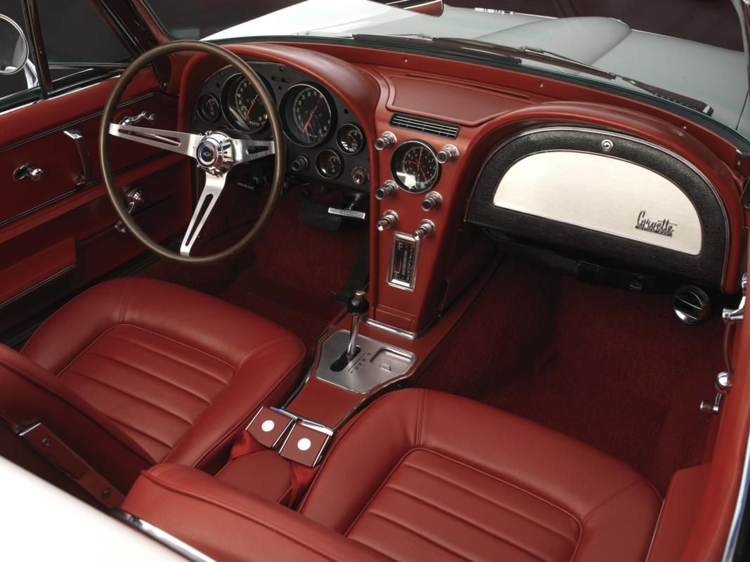 1966 corvette interior the best cars ever pinterest corvette interiors and cars. Black Bedroom Furniture Sets. Home Design Ideas