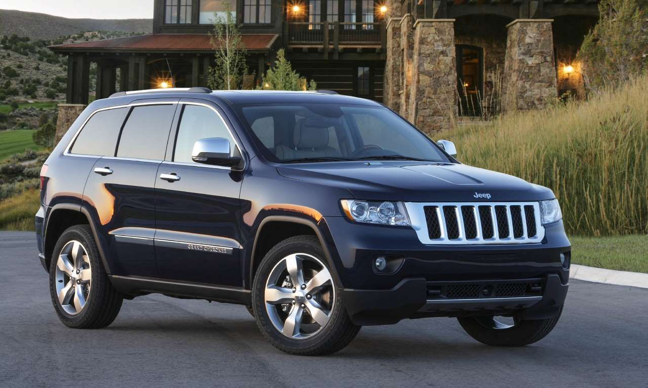 Jeep A Brief History Jeep Grand Cherokee 2011 Present Part 2