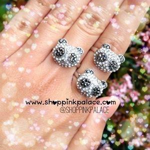 """Image of Mini """"Panda"""" Rings"""