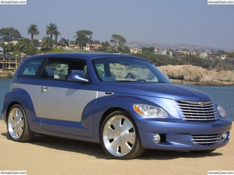 Chrysler California Cruiser Concept 2002 In 2020 Chrysler Pt