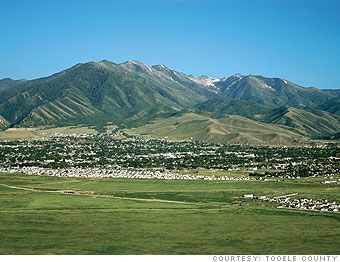 Tooele Ut This Is Where I Live And Raise My Family