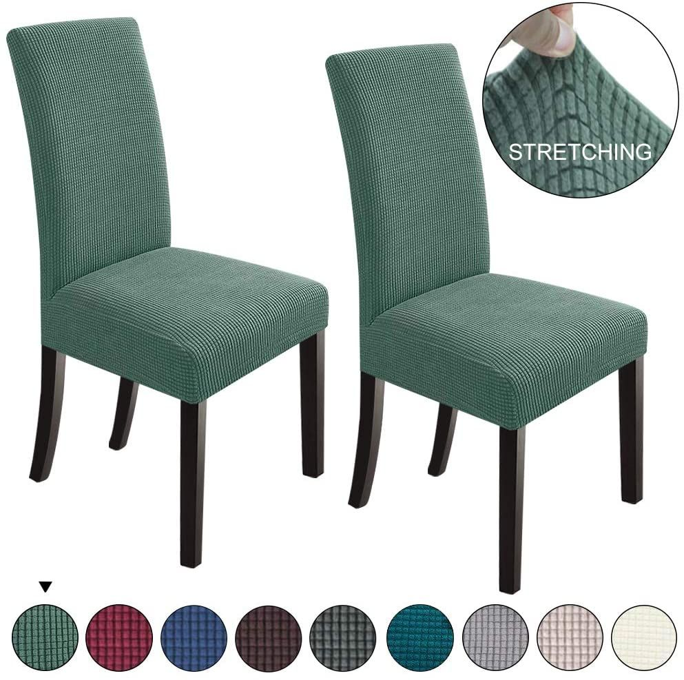 NORTHERN BROTHERS Dining Chair Covers Stretch
