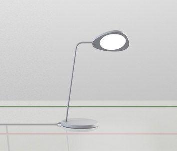 Leaf Lamp Series Muuto Broberg Ridderstrale Lamp Leaf Table Home Lighting