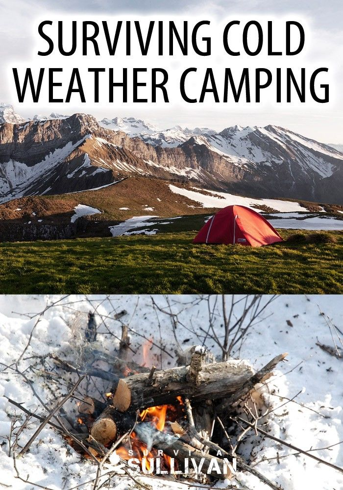 Photo of Surviving Cold Weather Camping