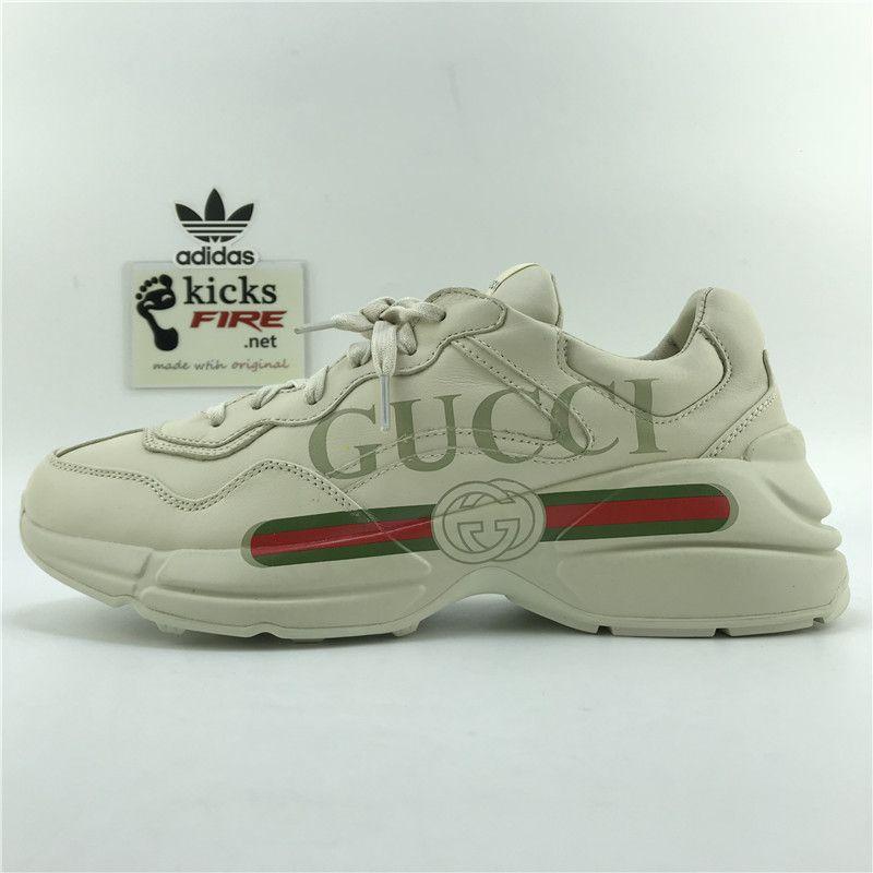 Gucci Rhyton Vintage Trainer Sneaker From Kicksfire net