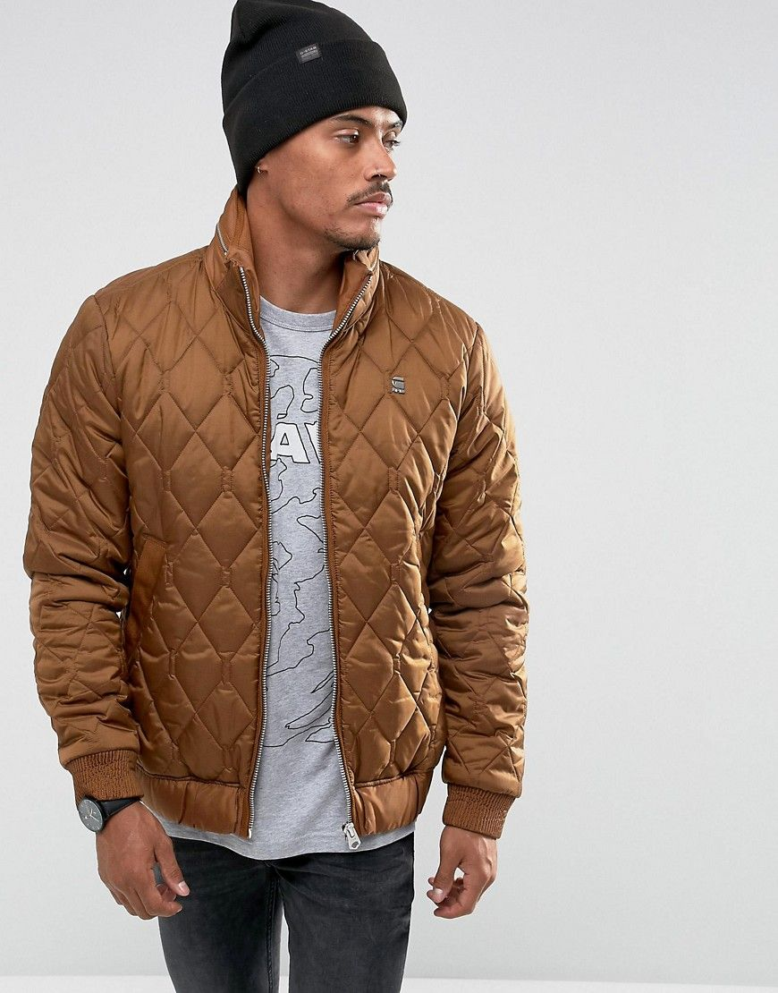 dbba96b28 G-Star Meefic Quilted Jacket | Products | Quilted jacket, Jackets ...