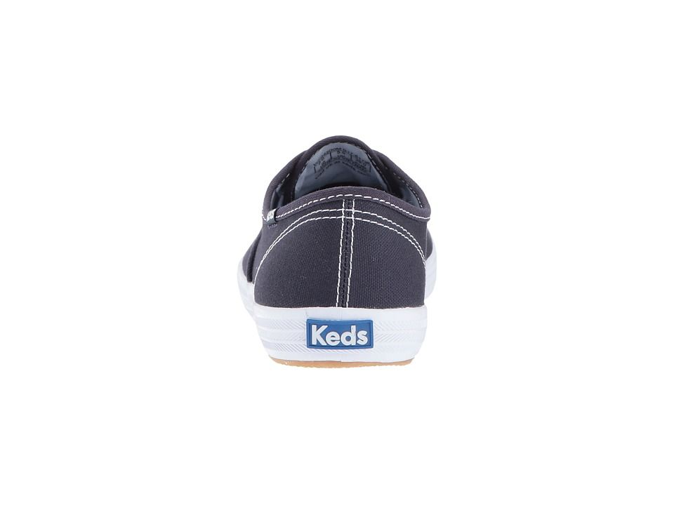 c6f03ab9d67840 Keds Champion-Canvas CVO Women s Lace up casual Shoes Navy Canvas ...