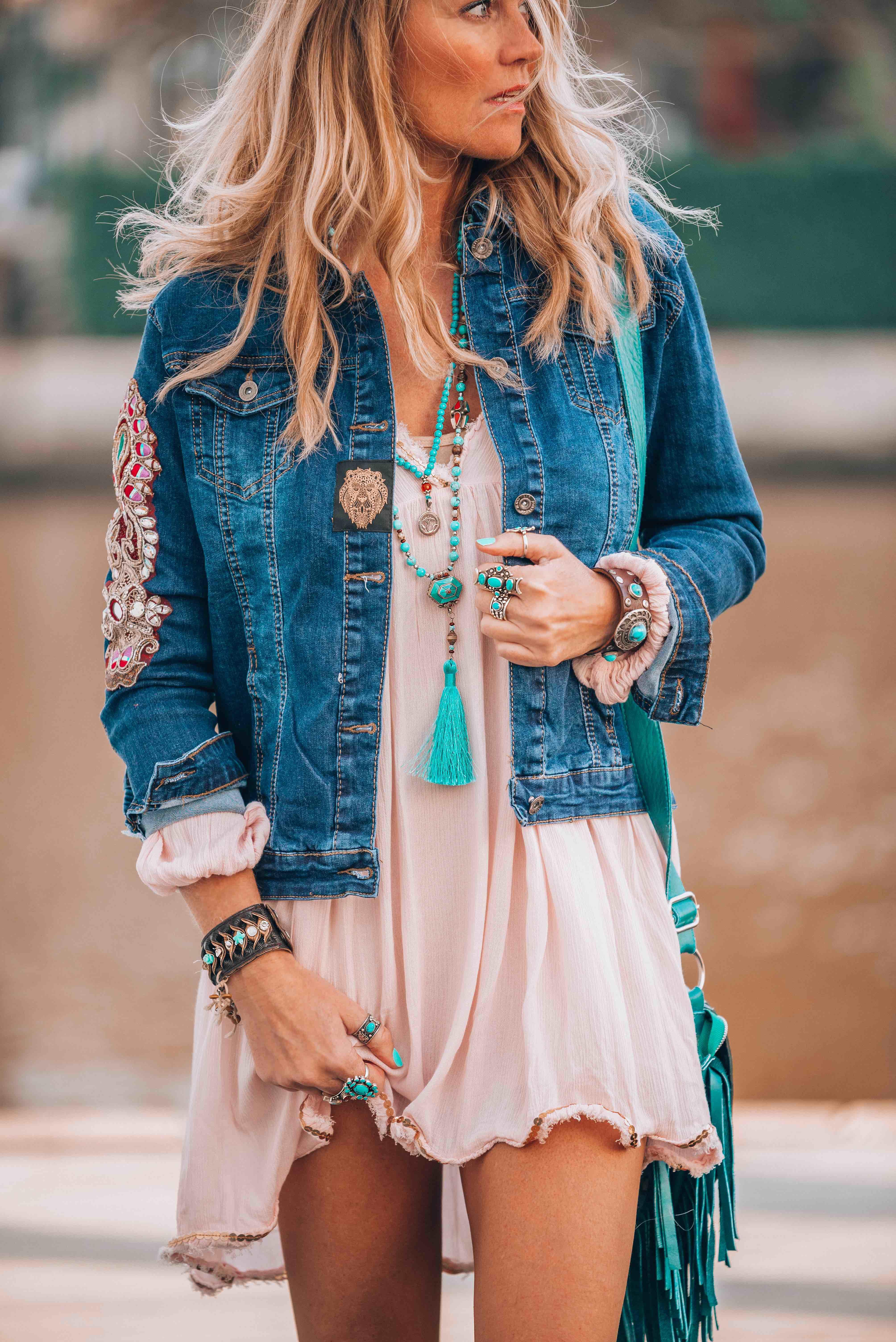 Hippi vaatteet