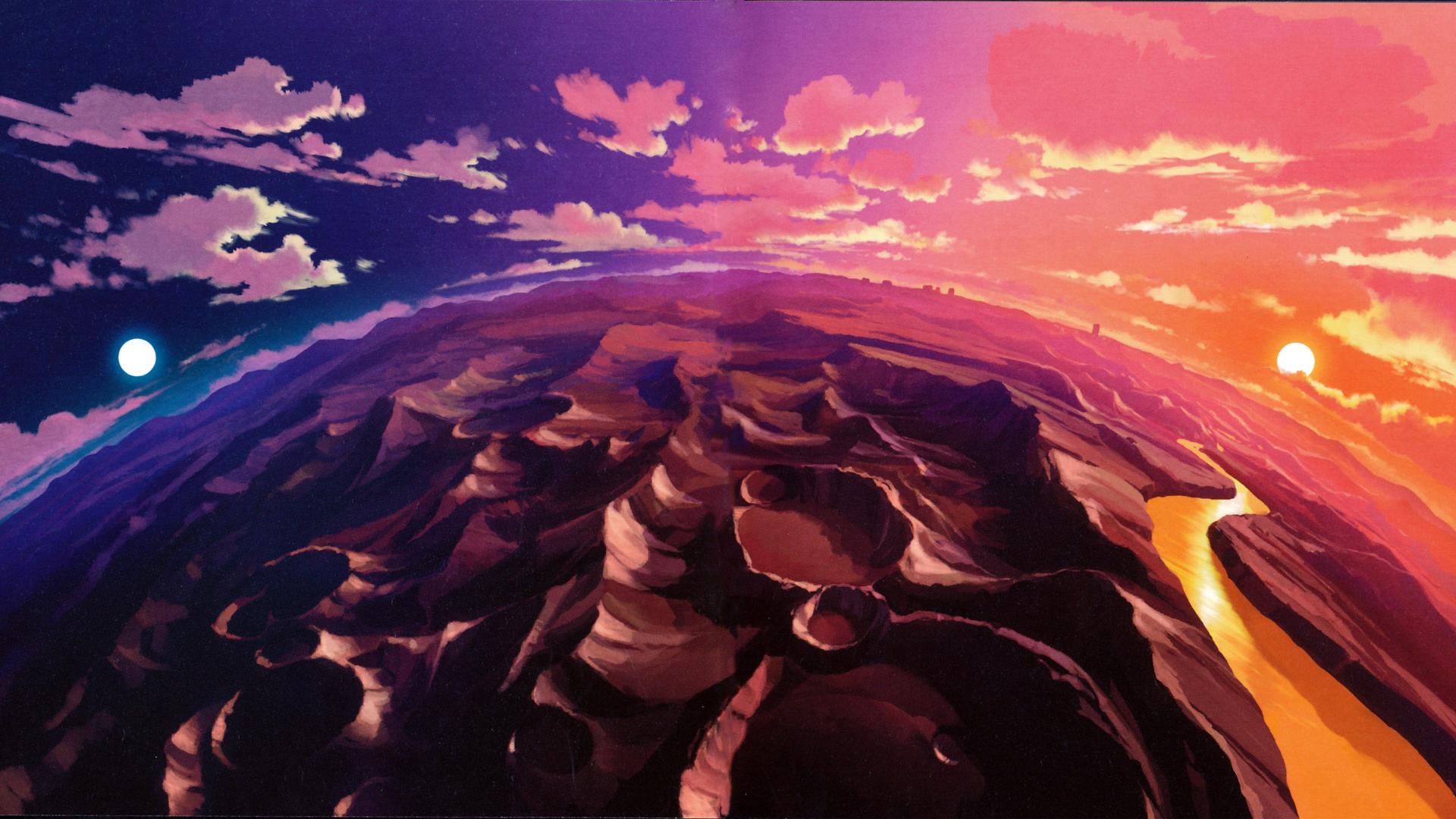 Gurren Lagann Yoko Hd Wallpaper 1