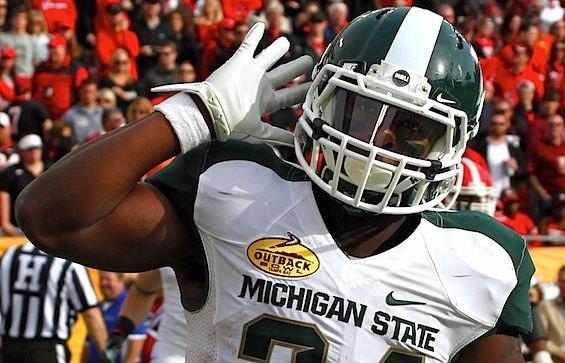 24 Michigan State Tumblr Spartans Msu Spartans Football College Football Players College Football Teams