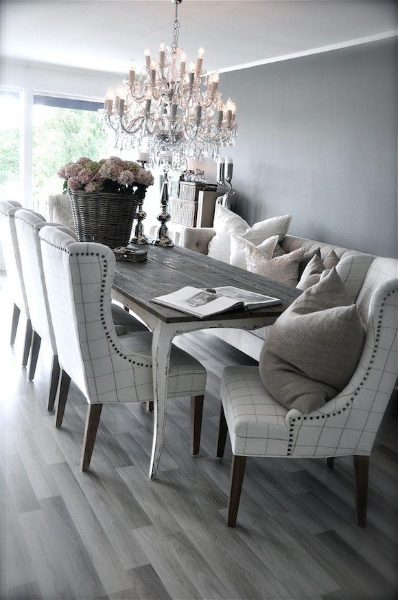 Neutral Dining Room Grey Dining Room Dining Room Furniture