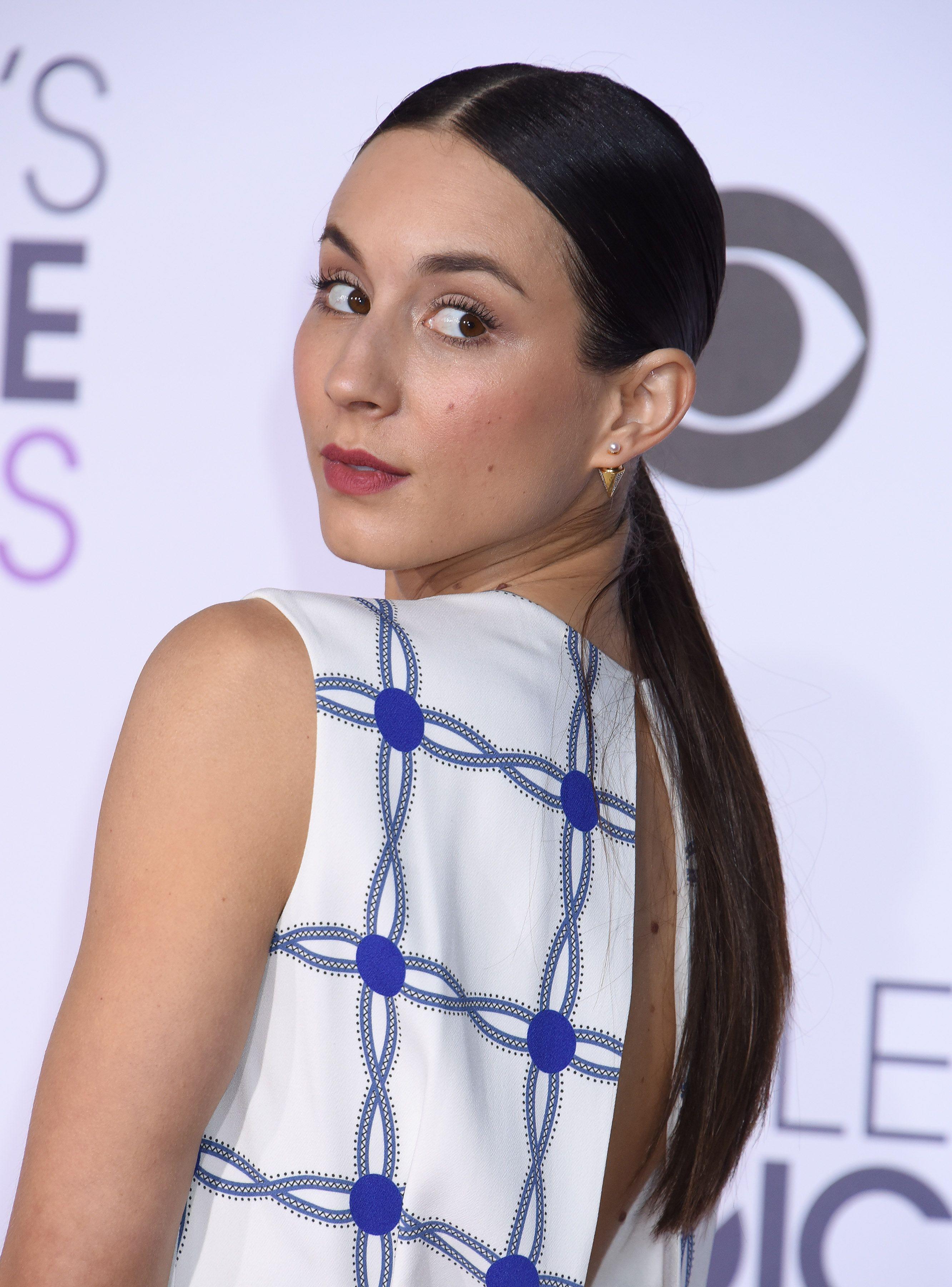 Troian Bellisario - her skin care secrets at http://skincaretips.pro