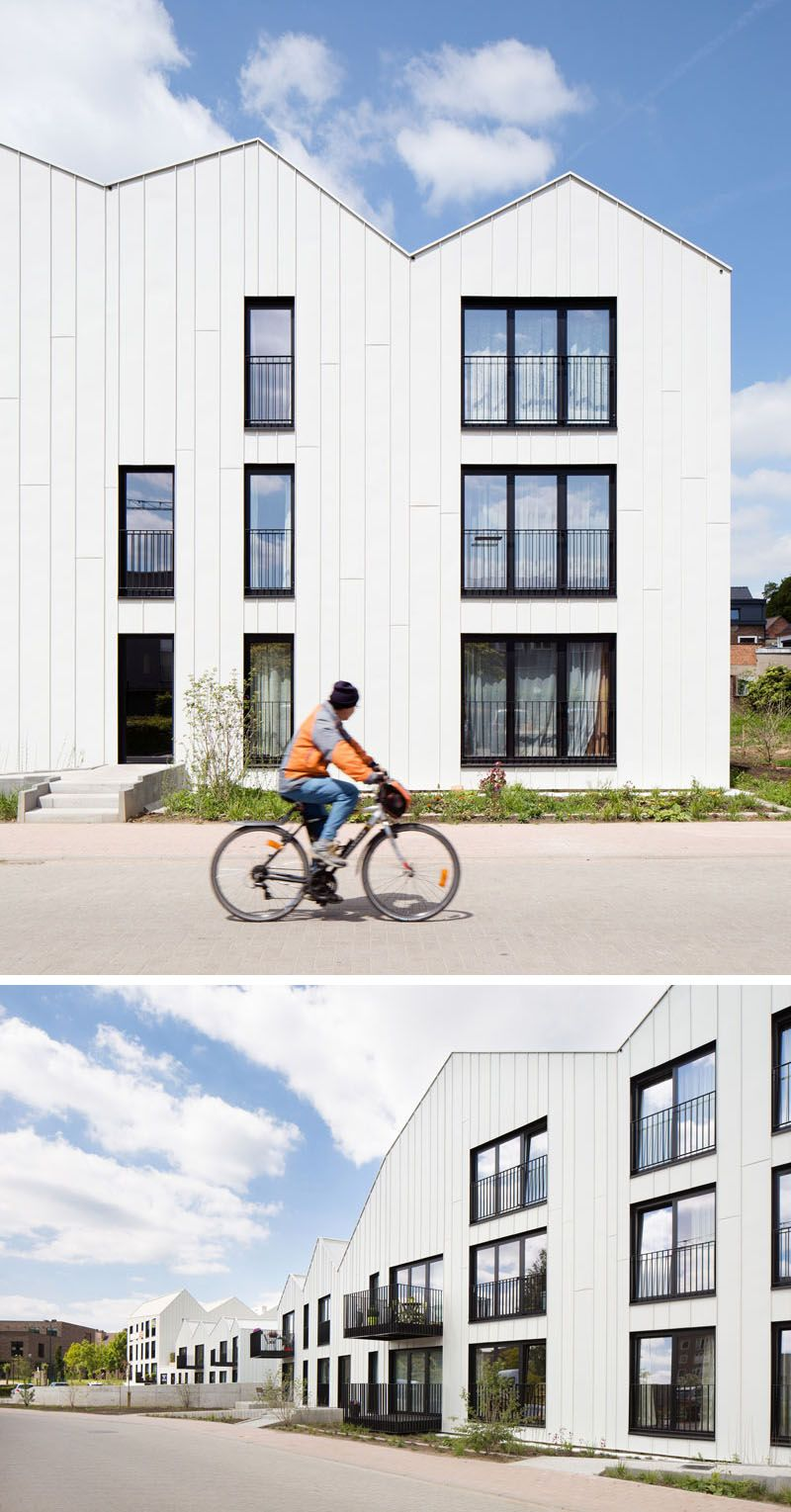 House Exterior Colors 11 Modern White Houses From Around The World House Exterior Architecture White Exterior Houses