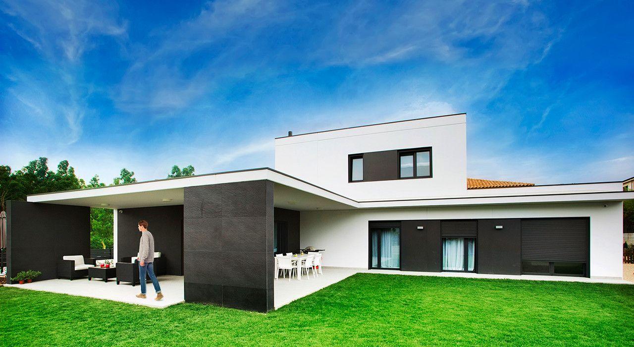 Casa prefabricada hormigon precio hormipresa casa for Costo casa prefabricada