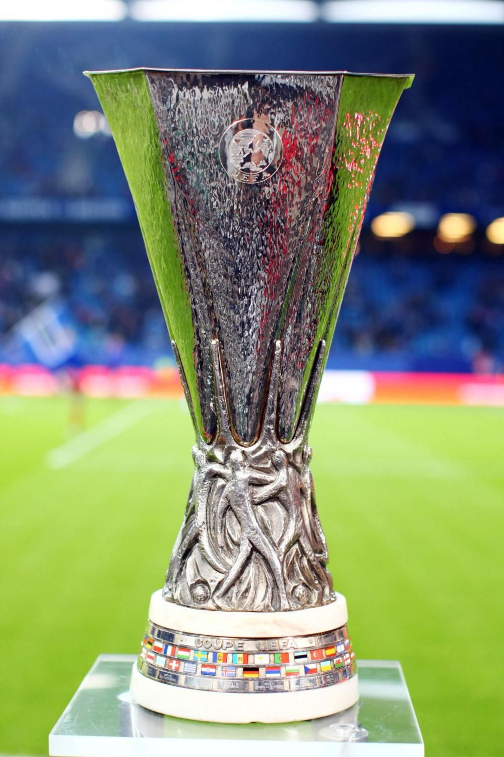 uefa europa league trophy european international clubs previously called the uefa cup http en wikipedia org wiki uefa europa league uefa europa league trophy european